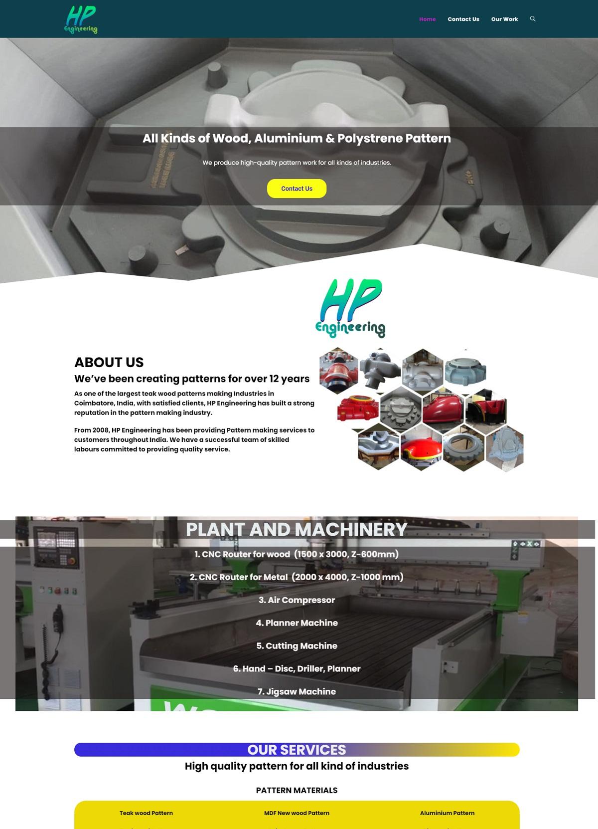 HP Engineering